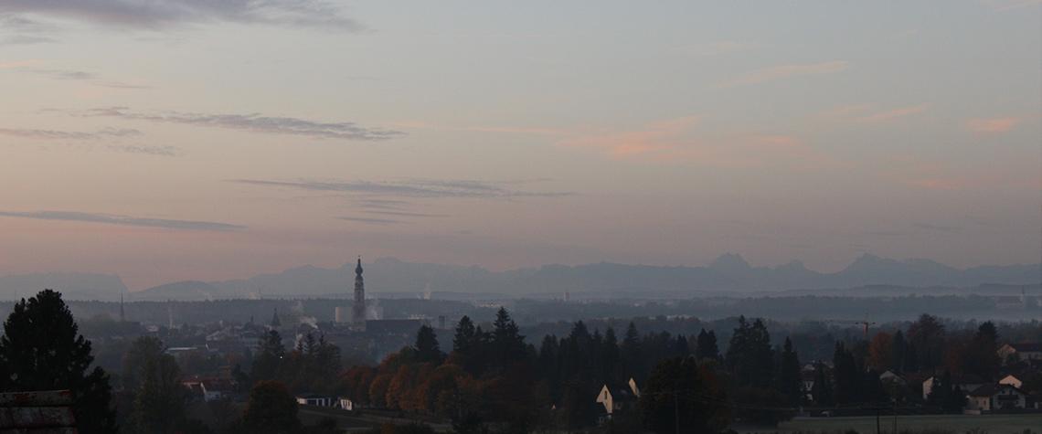 Ambulant betreute Wohngemeinschaft Simbach am Inn - Die Lage